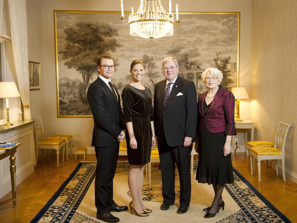 H.K.H. Kronprinsessan Victoria och H.K.H. Prins Daniel besöker Norrbotten 3-5 november.